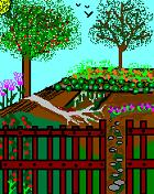jardin de Patoufe
